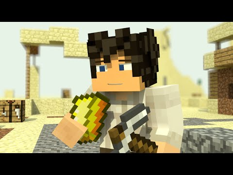 """""""GOLD"""" – TOP MINECRAFT PARODY OF """"7 YEARS"""" BY LUKAS GRAHAM"""