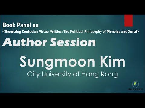 [국제학술대회] Sungmoon Kim │20201114 Book Panel on