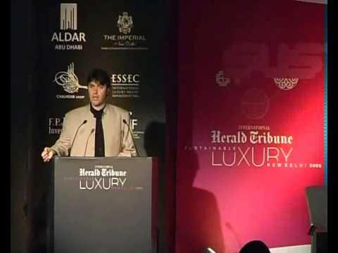 Jem Bendell - Luxury Presentation