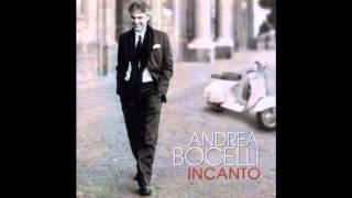 """ANDREA BOCELLI   """"INCANTO"""""""