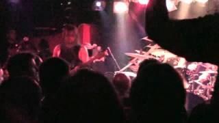 Absu-Four Crossed Wands (Spell 181) live in Athens 10-9-2011