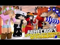 LITTLE KELLY IS FRIENDS WITH RAMONA! Minecraft Royal Family w/LittleCarly, Raven & Leo