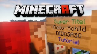 Benutzerdefinierte Title Commands Einfach Erstellengenerieren - Minecraft spielerkopfe erstellen