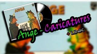 Ange - Tels quels - Caricatures + Link del álbum