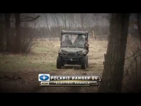 2016 Polaris RANGER EV Li-Ion in High Point, North Carolina