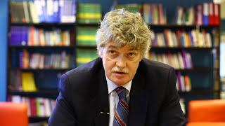 Mike kirby, Principal of Ashbourne College