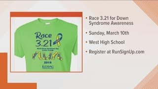 Run To Support Down Syndrome Awareness Group Of East TN