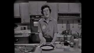 Julia Child - Flipping A Potato