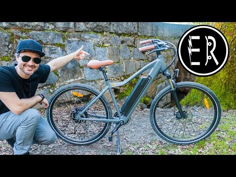 BEST ELECTRIC BIKE under $1,100 in 2019: Ride1Up 500 Series City Review + RUROC GIVEAWAY RESULTS!