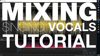 How to Edit and Mix Singing Vocals in Adobe Audition (Part 2)