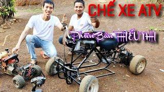 Xe ATV Mini Chế của Mod Tèo Đắk Lắk