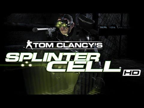 Desítky minut ze Splinter Cell HD