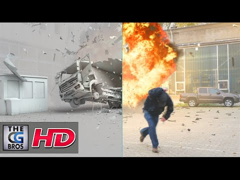 "CGI & VFX Breakdowns: ""Parked Cars Are Boring"" – by Michael Seidel"