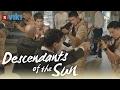 Descendants of the Sun - EP4 | Gun Standoff [Eng Sub]