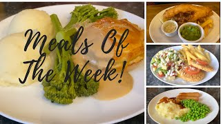 Whats For Tea This Week? Meals Of The Week 27th July-2nd August :)