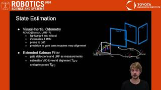 RSS 2020, Spotlight Talk 81: AlphaPilot: Autonomous Drone Racing