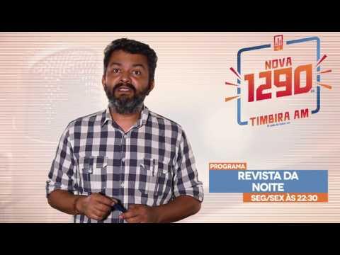 Rádio Timbira - Programa Revista da Noite