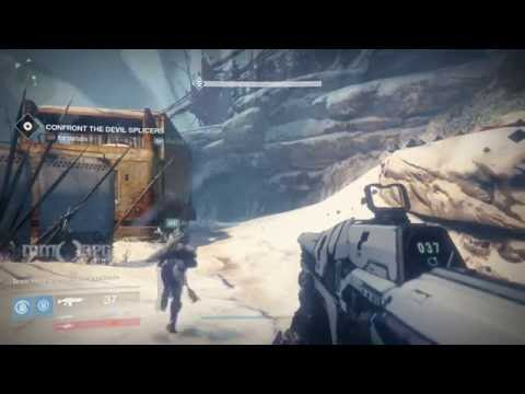 Rise of Iron PVP Gameplay Preview