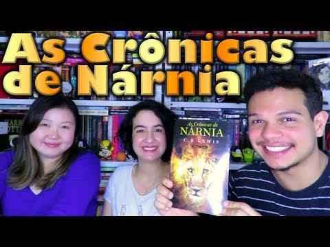 As Cro?nicas de Na?rnia #1 | Cultura e Pro?xima Leitura