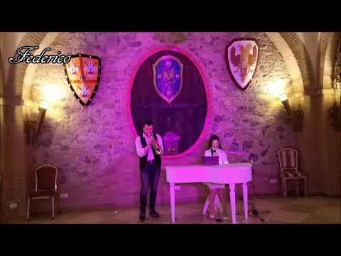 Federico Tozzi Solista Duo Dj Animazione Kara Pisa musiqua.it