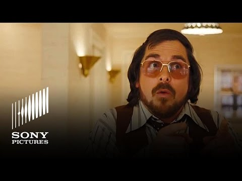 American Hustle (Clip 'Power Drunk')