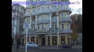 preview picture of video 'Mariánské Lázně-Marienbad *Weltberühmte Kurstadt in Tschechien * Goethe'