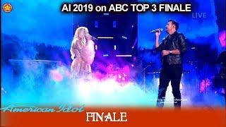 "Laci Kaye Booth & Luke Bryan Duet ""Every Breath You Take""  Knockin Boots | American Idol 2019 Finale"