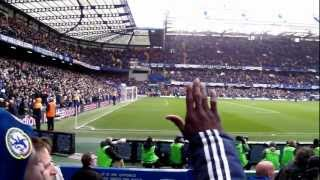 preview picture of video 'Chelsea FC vs. Queens Park Rangers 29.04.2012'