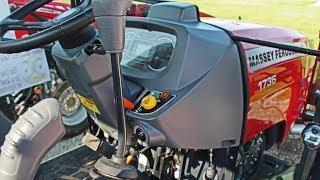 The Basics: Starting the Massey Ferguson 1700 Premium Series Hydrostat Compact Tractor