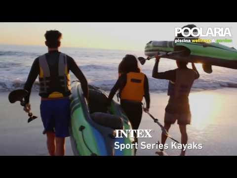 Kayaks hinchables Intex