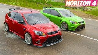 Ford Focus RS Gazlama 💨   Forza Horizon 4