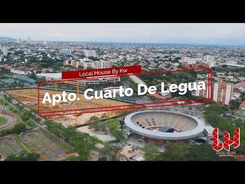 Apartamentos, Venta, Cuarto de Legua - $300.000.000