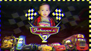 Johann 2nd Birthday (Dan Auerbach   Run That Race (From Cars 3))