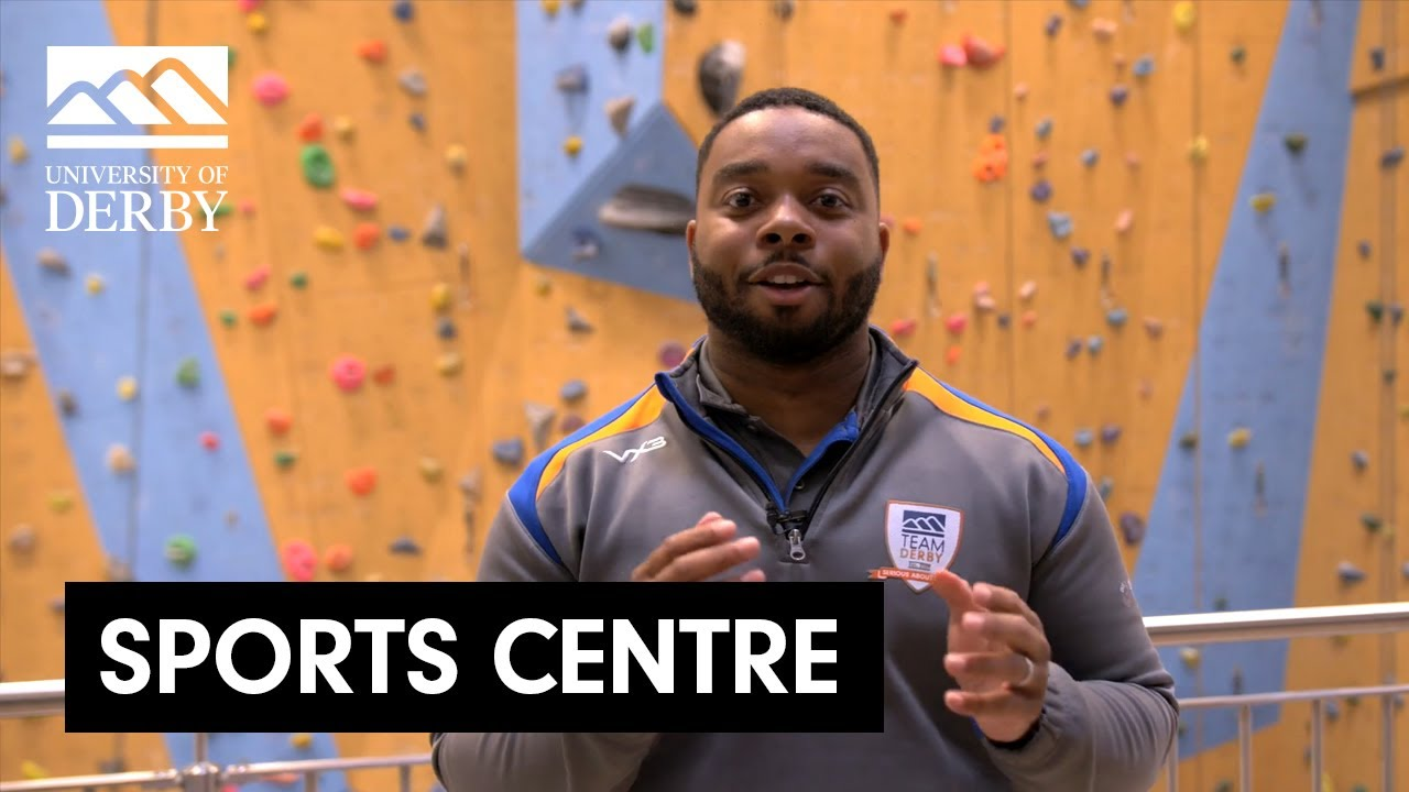 Student Life this September - Sports Centre