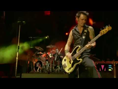 Green Day - Wake Me Up When September Ends (Live) video