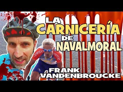 LA CARNICERÍA DE NAVALMORAL por Frank Vandenbroucke. Vuelta a España 1999.