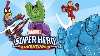 Marvel Super Hero Adventures: Snow Day | Marvel READ!