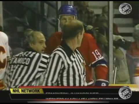Tim Hunter vs. Chris Nilan
