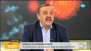 Има ли бум на хепатит А в София - Здравей, България (13.11.2018)