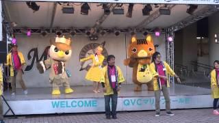 2013.9.27vs楽天イーグルス沖縄・八重山ぱいーぐる&ピカリャ~