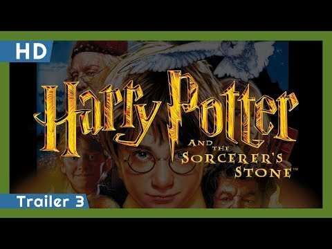 Harry Potter and the Philosopher's Stone Movie Trailer
