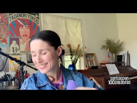 Conversación con Francisca Valenzuela