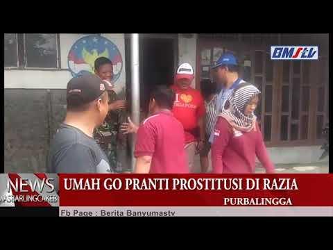 UMAH GO PRANTI PROSTITUSI DI RAZIA