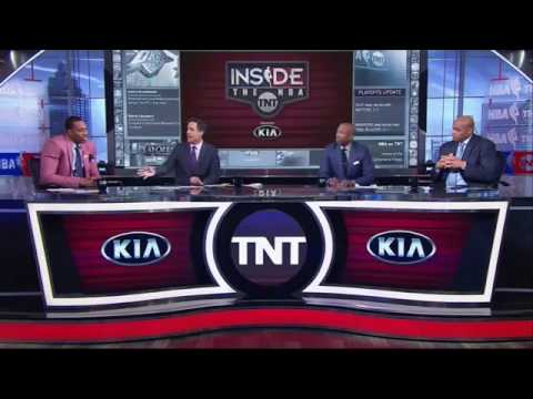 Dwight Howard On Why People Don't Like Him Inside the NBA Full Interview