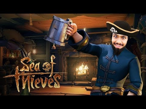 KING OF PIRATES IS BACK || SEA OF THIEVES || CHILL NIGHT STREAM