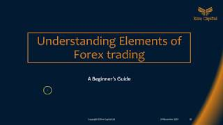 Different Elements of Forex Trading – Perfecting the Art of Trading