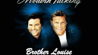 New! Modern Talking - Brother Brother Louie with Lyrics