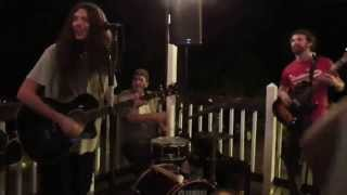 Rhett Tierney Band Performs Holy Cow  7/25/14