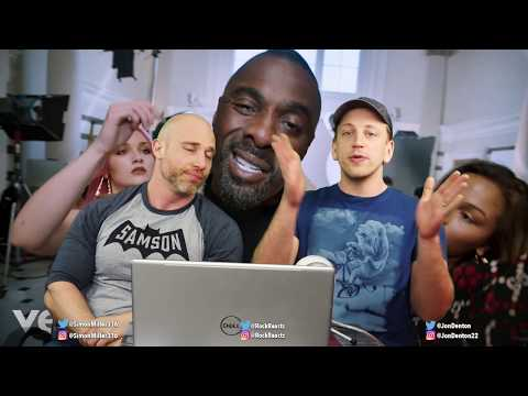 Idris Got Bars Wiley Sean Paul Stefflon Don Boasty Ft Idris Elba Reaction