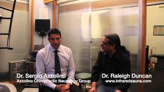 Dr. Sergio Azzolino and Dr. Raleigh Duncan Discuss Clearlight Saunas